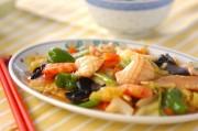 春キャベツの八宝菜