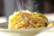 春キャベツのサンド煮