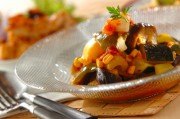 野菜のくったりトマト煮