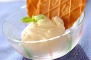 ライチ風味アイス