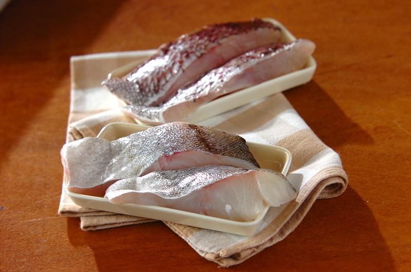 鯛・白身魚