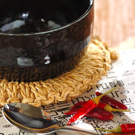 ピリ辛韓国料理