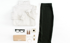 これさえあればおしゃれ。冬のファッションアイテムまとめ