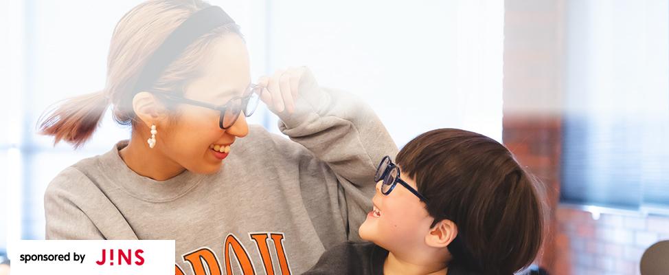 子どもとママの眼を守る!ブルーライト対策