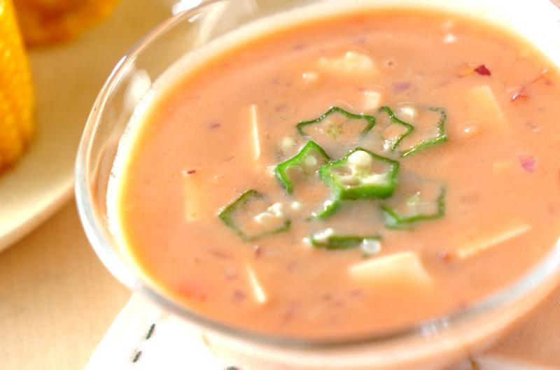 ヒンヤリ美味しい、冷たいスープレシピ18選