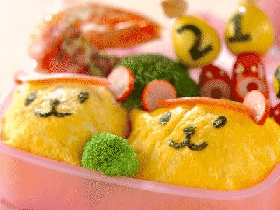 運動会シーズン!子どもが喜ぶお弁当特集