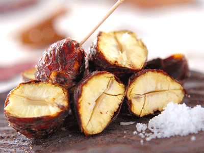 秋の味覚「栗」の失敗しないゆで方・調理法