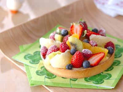 夏に食べたい!フルーツたっぷりのスイーツレシピまとめ
