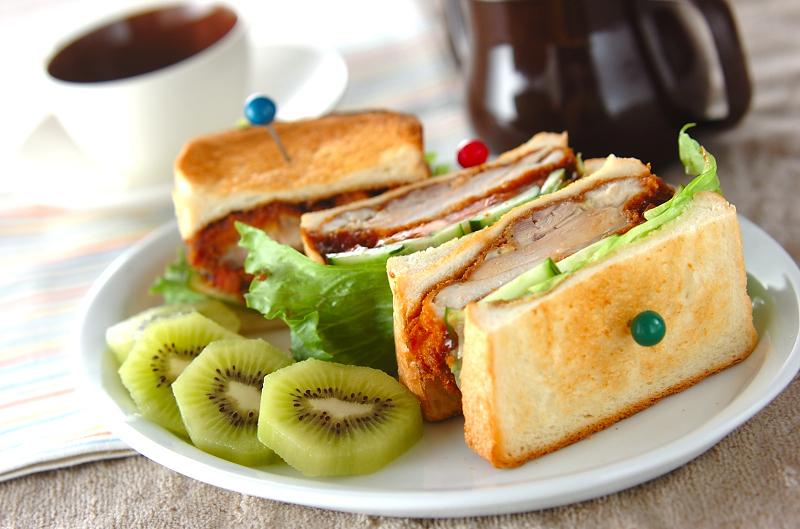 手軽でおしゃれ♪ サンドイッチのレシピまとめ