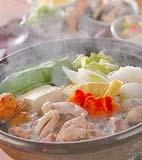 野菜の旨味たっぷり!鶏ちゃんこ鍋の献立