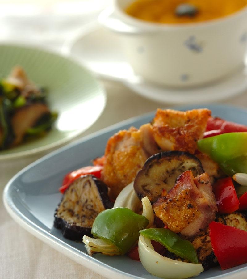 照り 焼き チキン 献立 照り焼きチキンに合う!簡単副菜のおすすめ12選