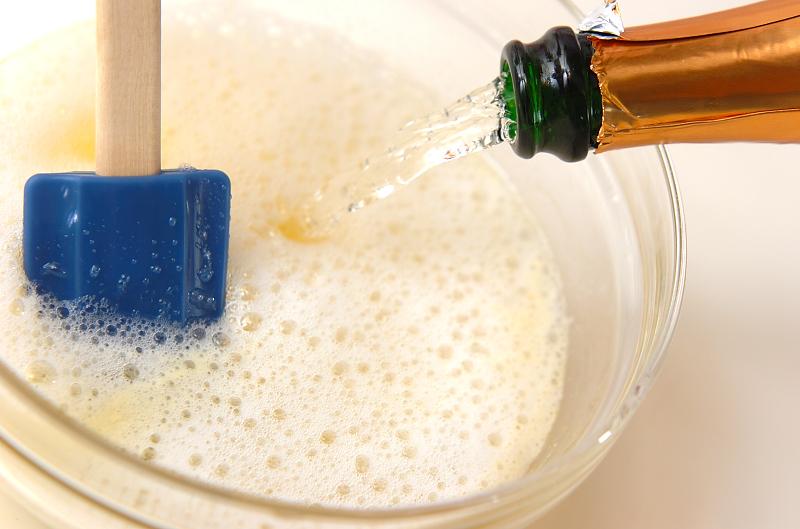 シャンパンゼリーの作り方の手順8