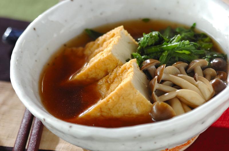 揚げ出し豆腐のレシピ・作り方・献立 木綿豆腐や …
