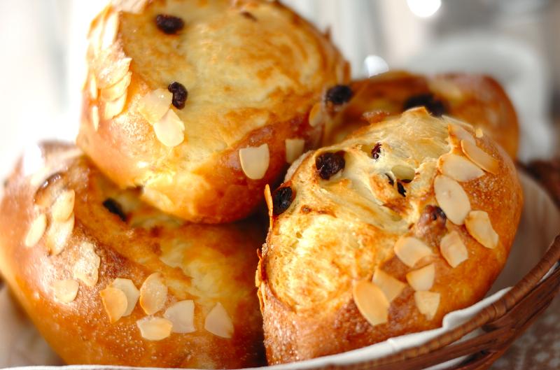 レーズンパン レシピ 作り方 E レシピ 料理のプロが作る簡単レシピ