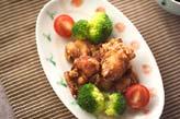 鶏肉の竜田揚げ