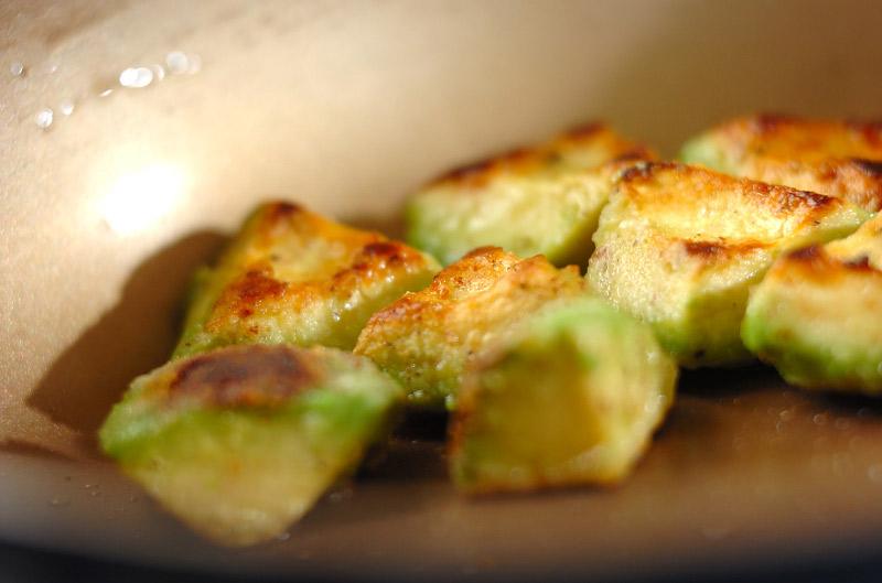 鶏とアボカドのユズコショウ丼の作り方の手順7