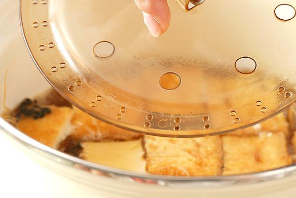 厚揚げの甘煮の作り方の手順4