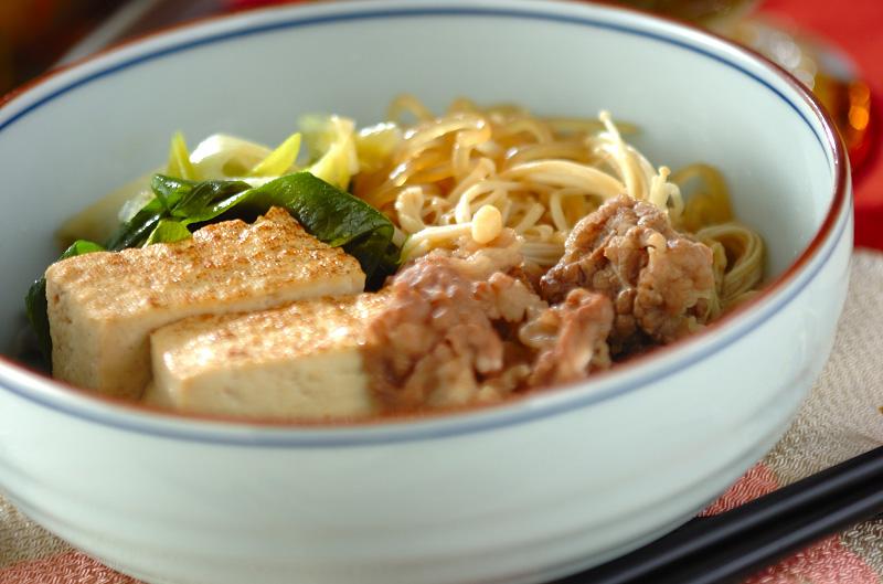 肉豆腐•京風