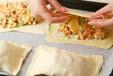サーモンパイの作り方の手順8