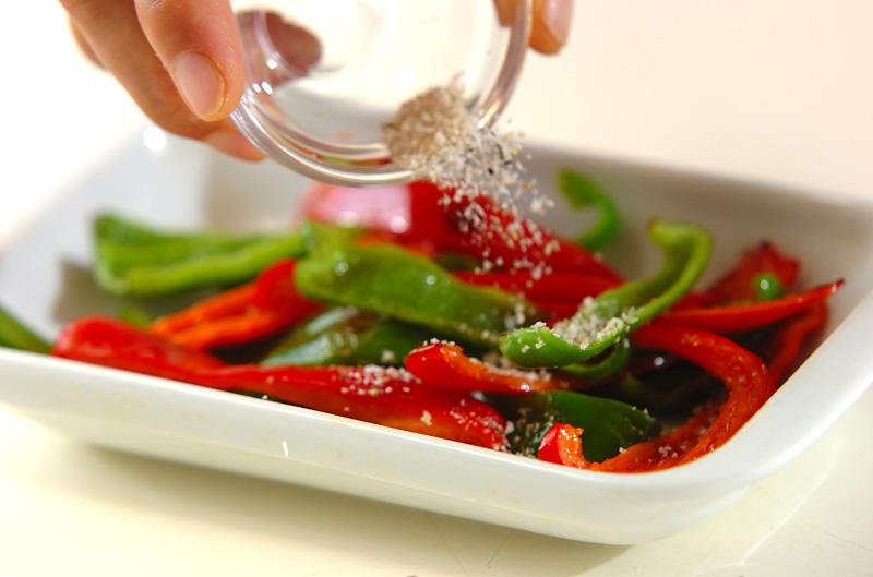 カレー風味のサンマのムニエルの作り方の手順4