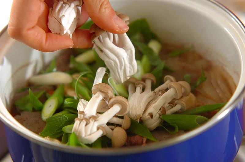 牛肉豆腐の作り方の手順11