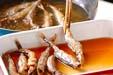 シシャモの揚げ酢漬けの作り方の手順5