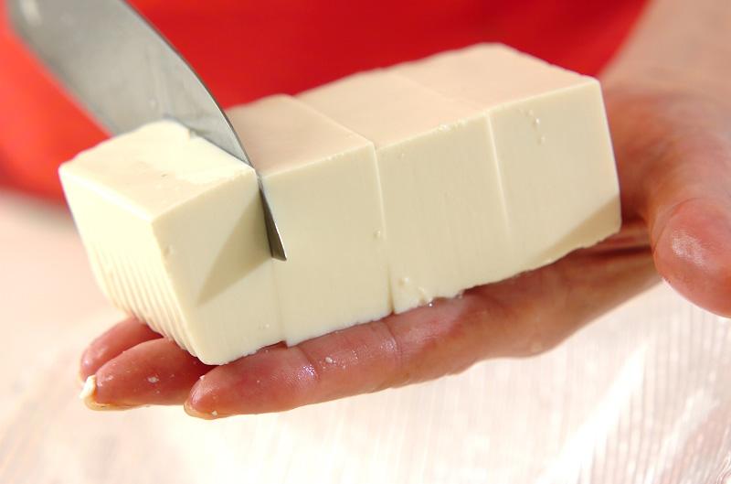 マーボーナス+冷製マーボーナス豆腐の作り方の手順5