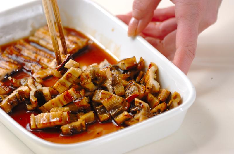 蒸し寿司の作り方の手順2