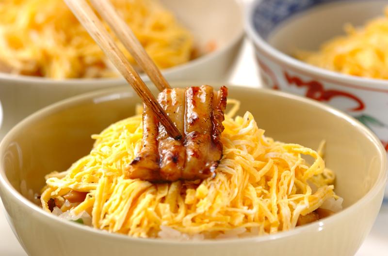 蒸し寿司の作り方の手順11