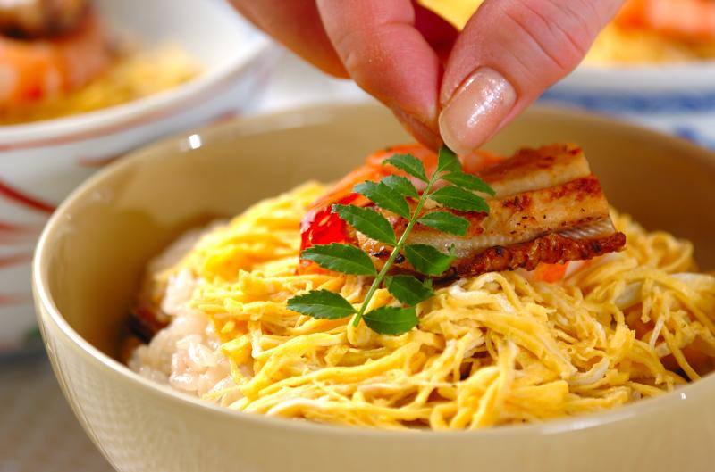 蒸し寿司の作り方の手順12