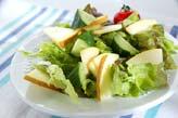 リンゴのサラダ