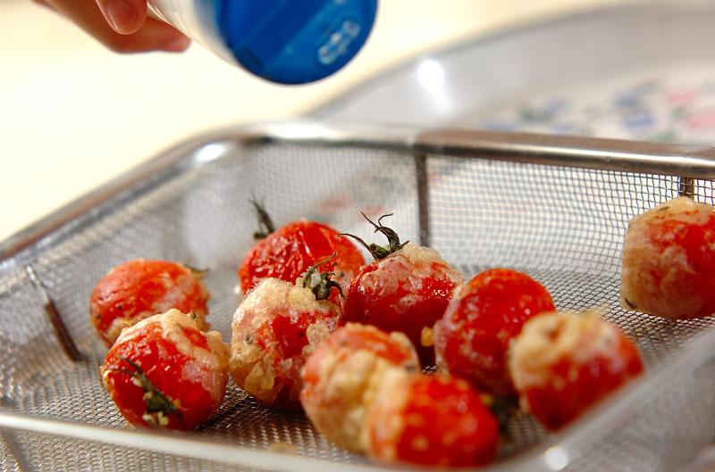 プチトマトのフリットの作り方の手順2