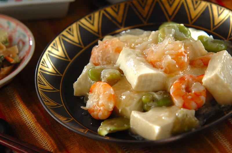豆腐の塩炒め【E・レシピ】料理のプロが作る簡単レシピ/2015.06.01公開のレシピです。
