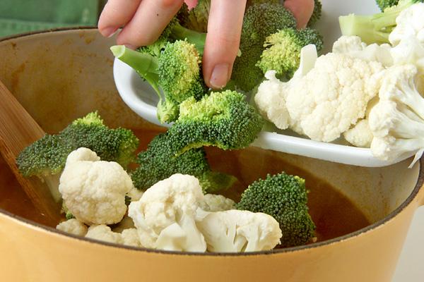 チキンカレーシチューの作り方の手順7