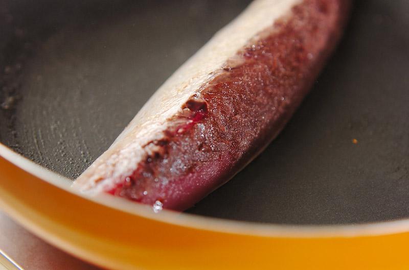 ピリ辛カツオのたたきの作り方の手順5