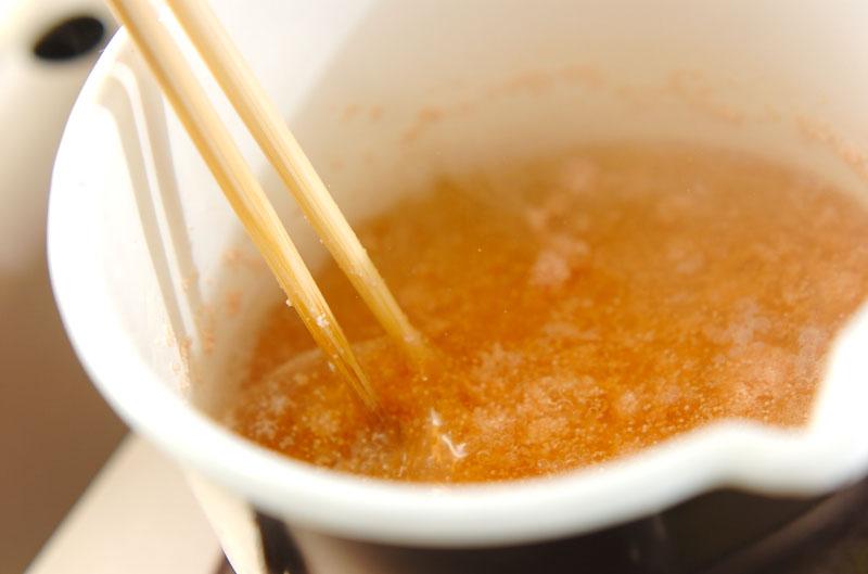 豆腐のタラコあんかけの作り方の手順5