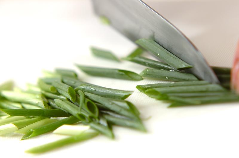 芽ヒジキの酢の物の作り方の手順3