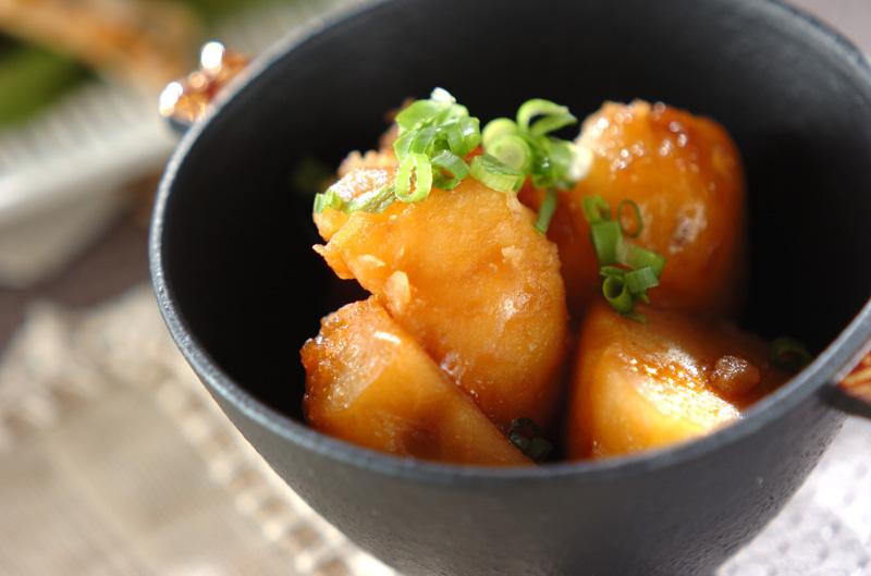 ジャガイモの甘煮