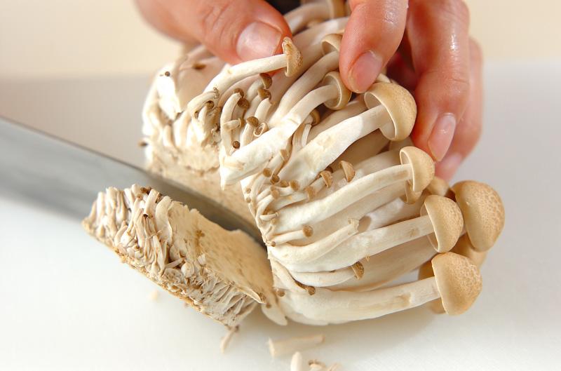キノコのマリネサラダの作り方1
