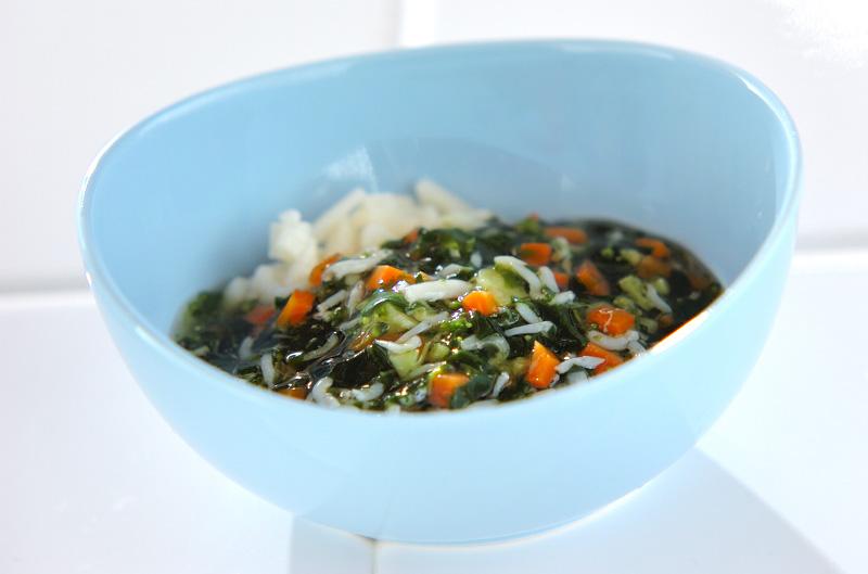シラスと野菜のあんとじのポイント・コツ1