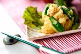 和風ポテトサラダの作り方の手順
