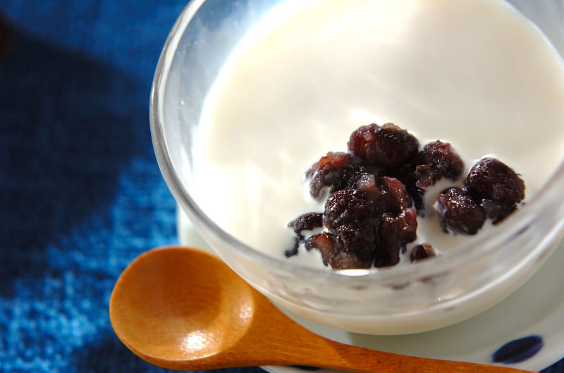 ぷるぷる豆乳プリンの作り方の手順