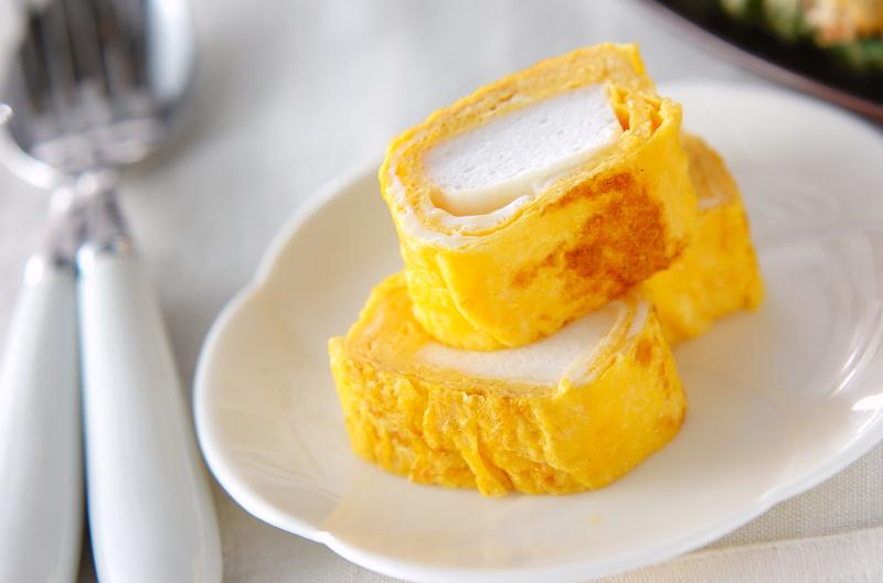ハンペン入り卵焼き