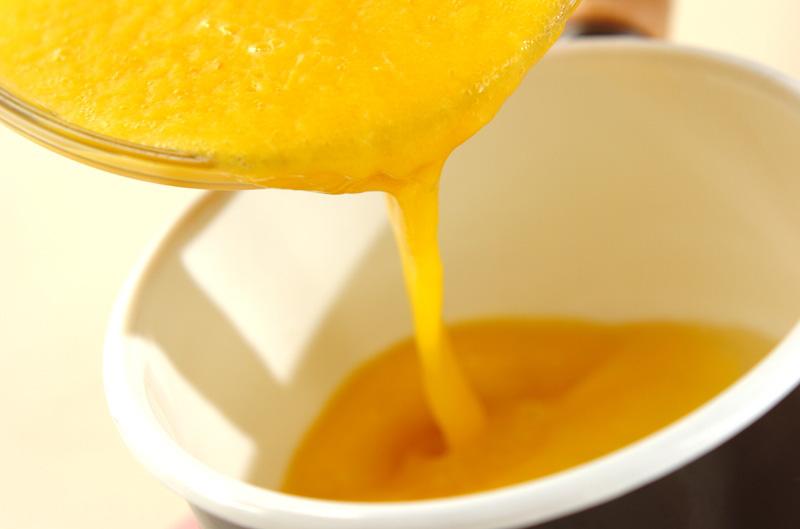 パプリカのゼリー<卵・乳製品・小麦粉不使用>の作り方の手順4