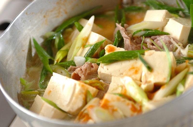 みそ煮豆腐の卵とじ丼の作り方の手順7
