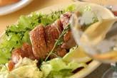 鶏肉のハーブソテーの作り方の手順