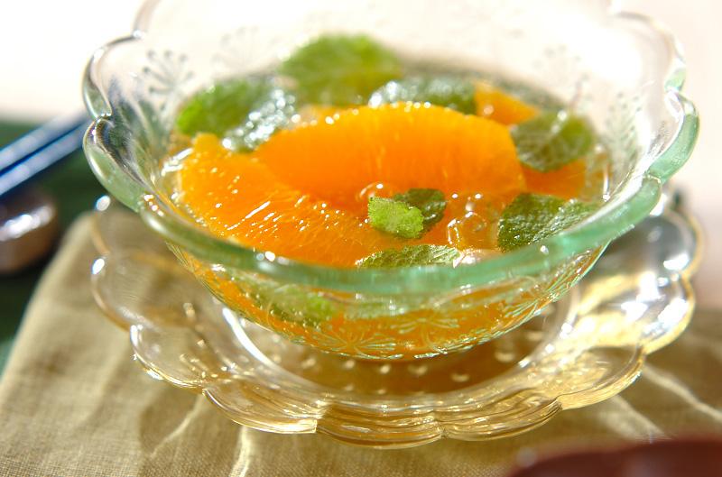 しゅわしゅわオレンジミント