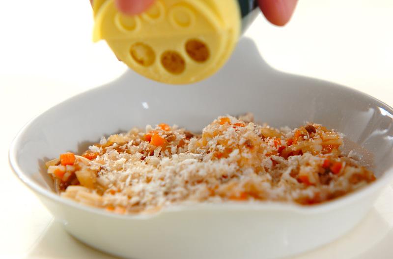 ミート素麺のポイント・コツ