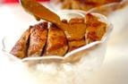 タンドリーチキン丼の作り方2
