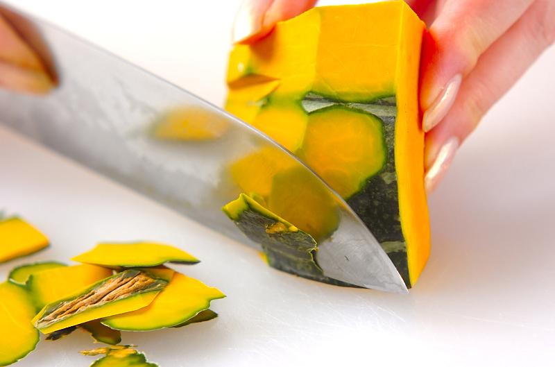 お芋のサラダの作り方の手順1